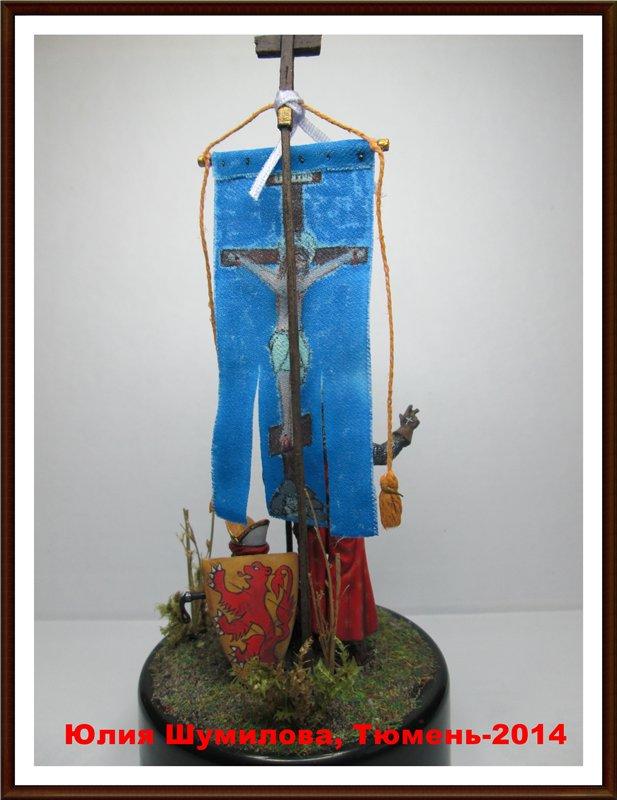 Епископ-воин, 13 в.  7a1ea8e6a7d7