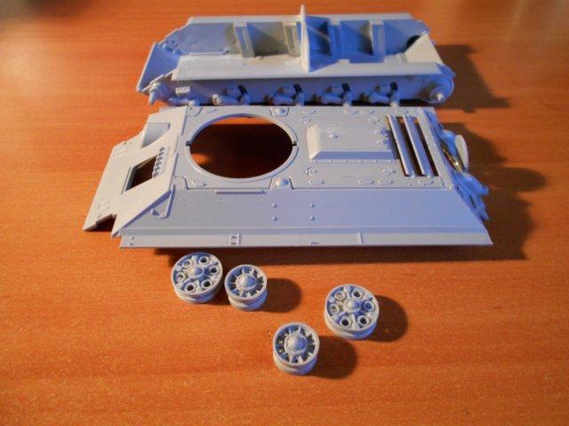 Т-34/76 Красное Сормово 1/35 (Моделист) 63202f06a728
