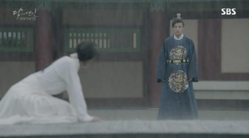 Лунные влюблённые - Алые сердца Корё / Moon Lovers: Scarlet Heart Ryeo - Страница 2 832bed33634a