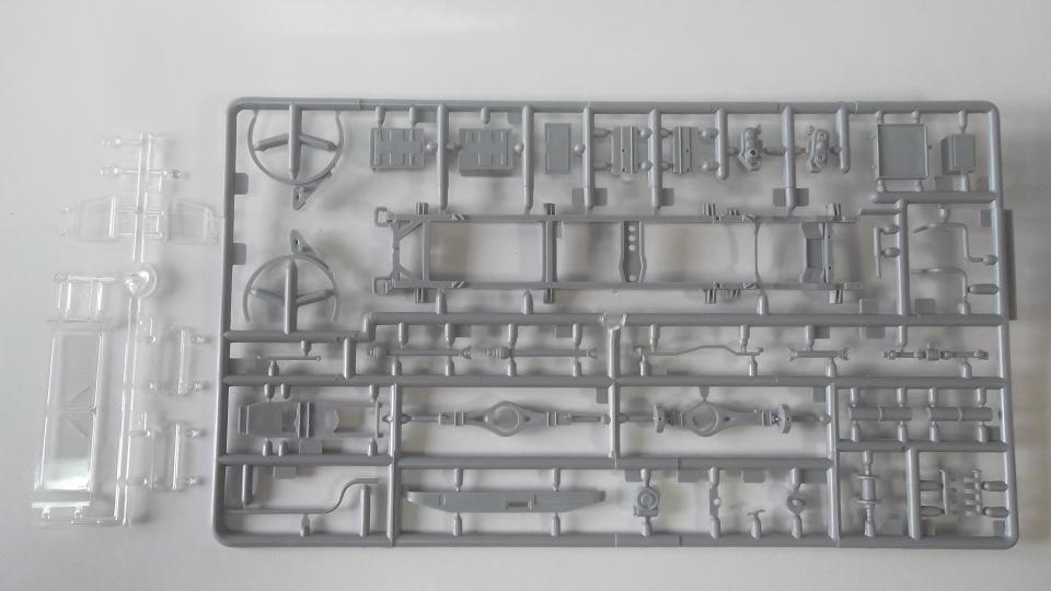 Обзор ГаЗ-66 Командно-штабная машина Р-142Н, 1/35, (ВЭ №35137).  93f7b71068b8