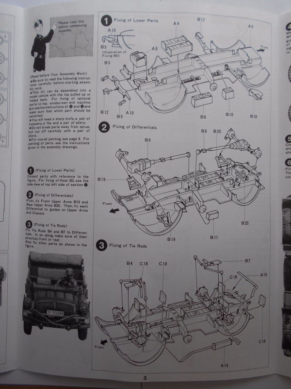 Обзор Horch Type 1A 1/35 (Tamiya №35052) Fa285967cbf1