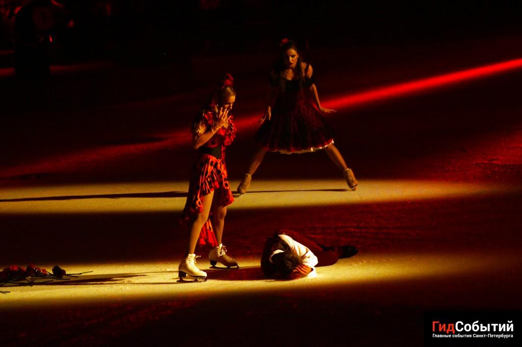 """Carmen on ice"". Краснодар, далее, везде (турне 2016-2017) - Страница 6 450dd31bc892"
