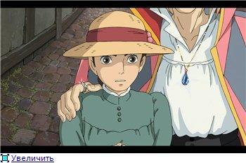 Ходячий замок / Движущийся замок Хаула / Howl's Moving Castle / Howl no Ugoku Shiro / ハウルの動く城 (2004 г. Полнометражный) 695b8dfca71ct