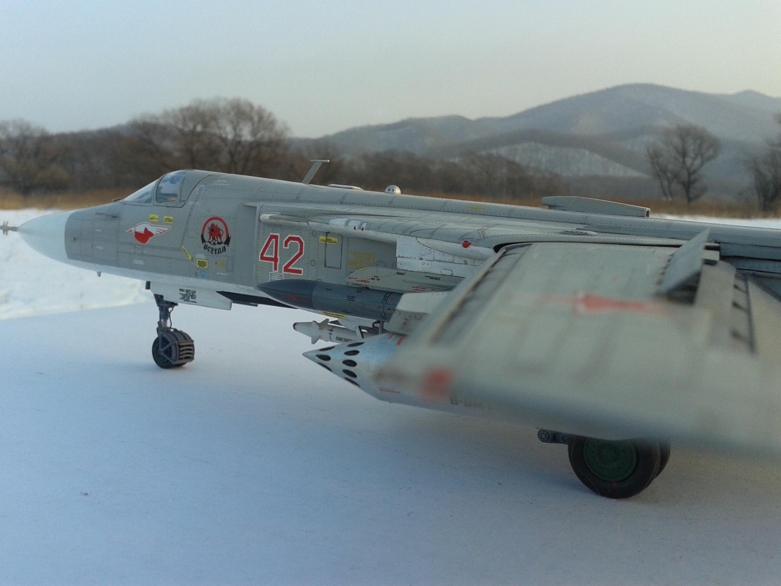 Су-24М 1/48 (TRUMPETER) B5b357725907