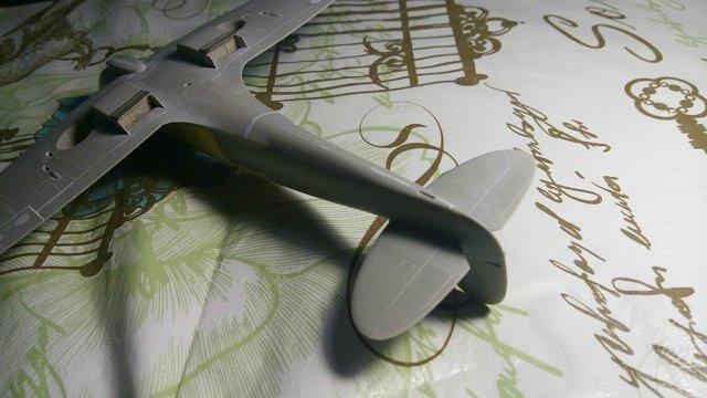 Spitfire Mk.IXc 1/48 ICM 1011307c26bc