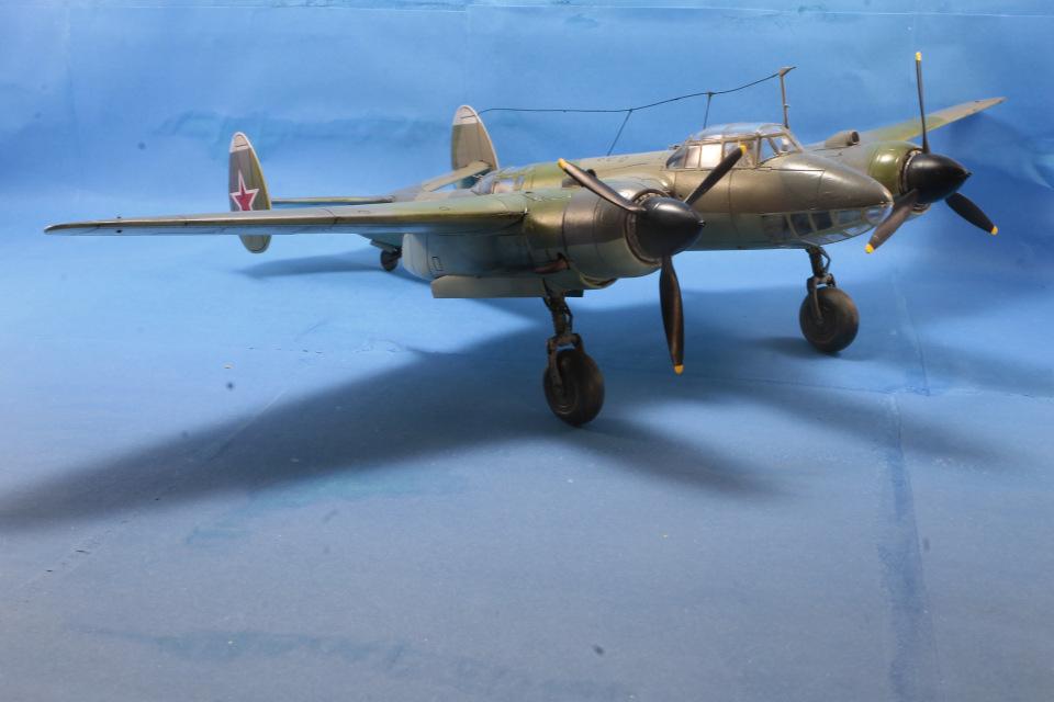 Ту-2 1/48 Xuntong 7b8f85c994e7