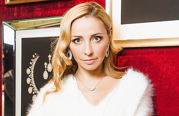 Татьяна Навка - официальный посол бренда Chopard Aa26fb606b1b
