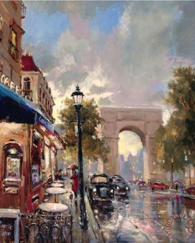 Ах, Париж...мой Париж....( Город - мечта) - Страница 17 Bfcb8b6a9ed4