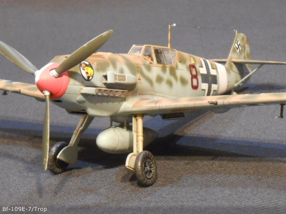 Bf 109 E7/Trop Tamiya 1:48 D36c867c9b50