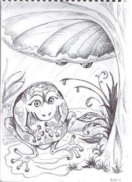Рисунки ручкой 53347bbd4624t
