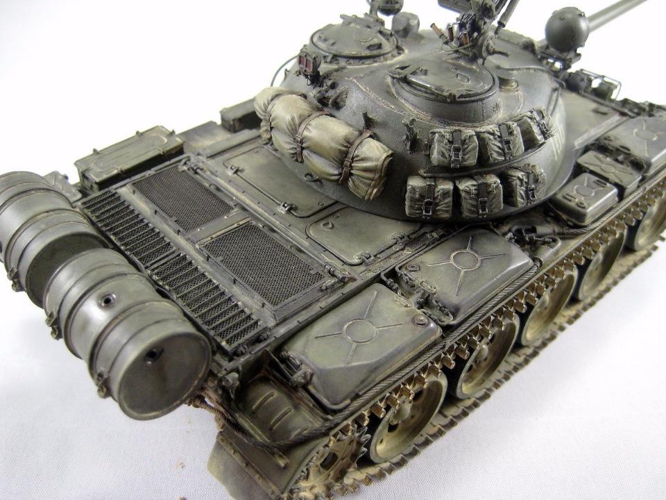 Т-55. ОКСВА. Афганистан 1980 год. - Страница 2 724e69c380de