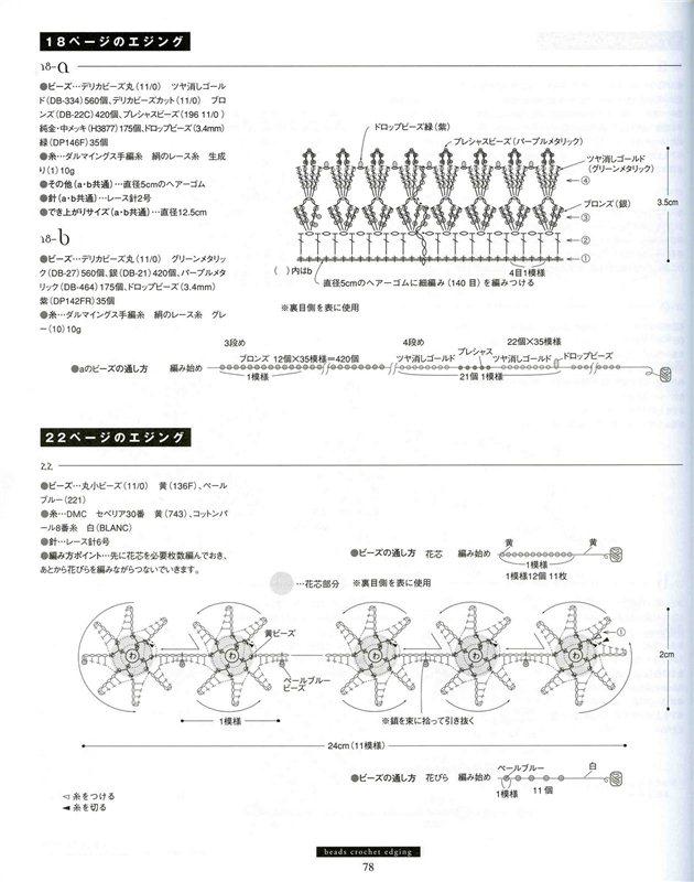 Dekoratyvines juosteles su biseriu 0e2b3f7c0ea4