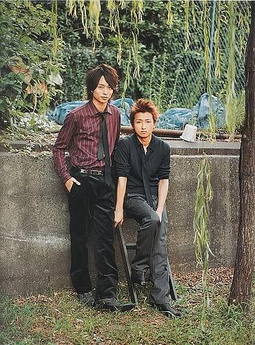 ARASHI. Радужные мальчики - Страница 10 E204c585e790