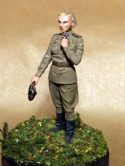 Лидия Литвяк, Master box 1/32 80525fd72d81
