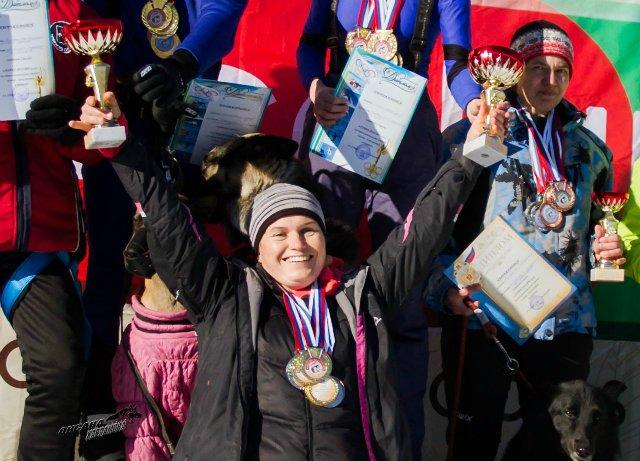 8 марта 2016 Третий  этап Кубка России по кинологическому  спорту  по дисциплине гонка-буксировка  802cc472b63b