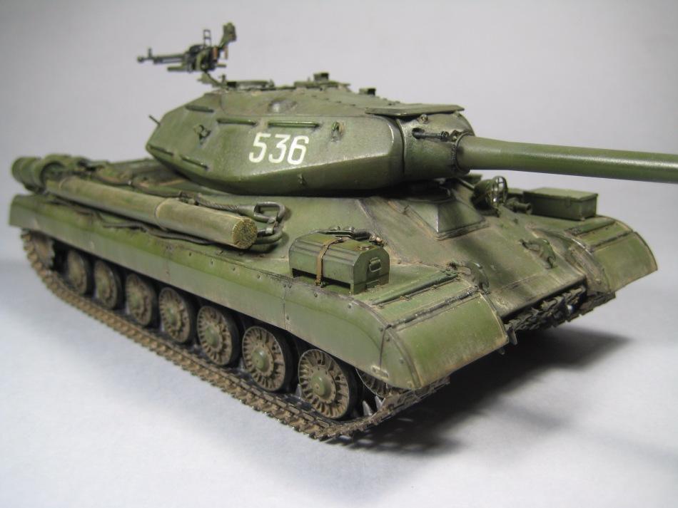 ИС-4М. Забайкальский ВО. 1962 год 3303aada51dc