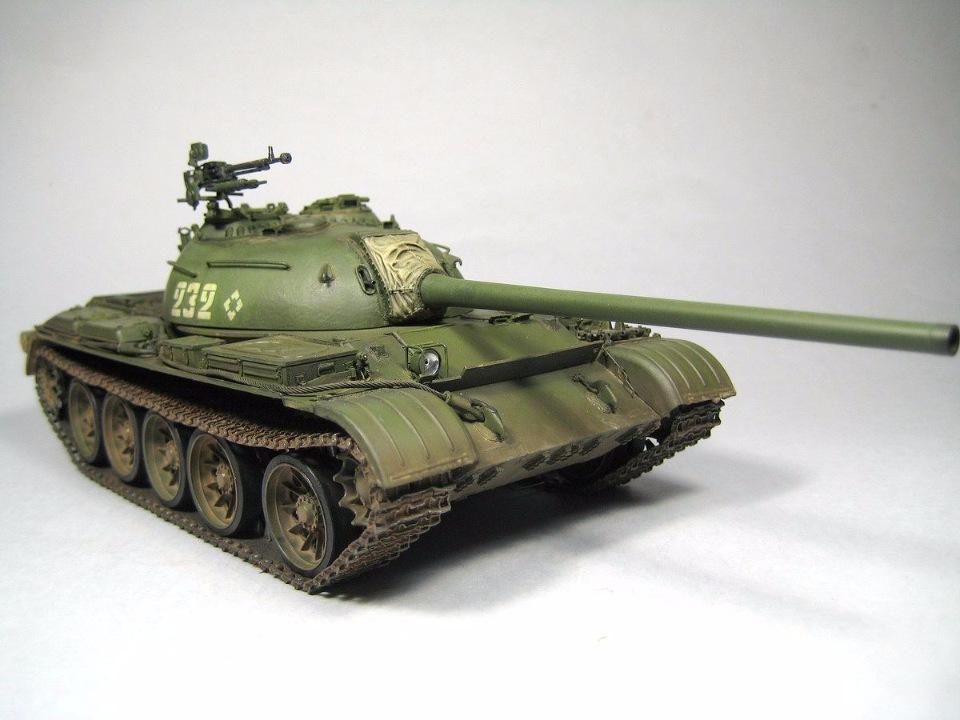 Т-54 образца 1951 г.  9256ec41eea4