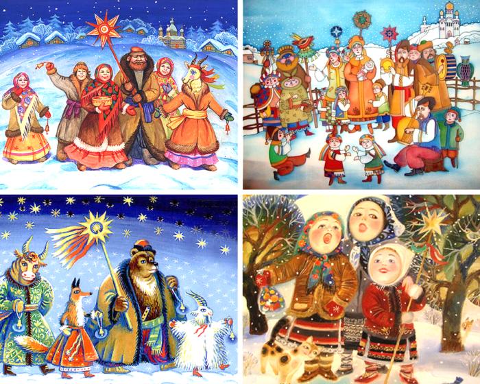 «Щедрик» — мировой  рождественский  хит  с украинскими  корнями 3329a9978737