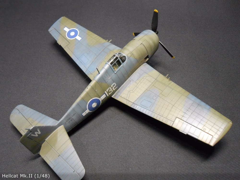 Hellcat Mk.II, Eduard (1/48) F3af4cf4c548