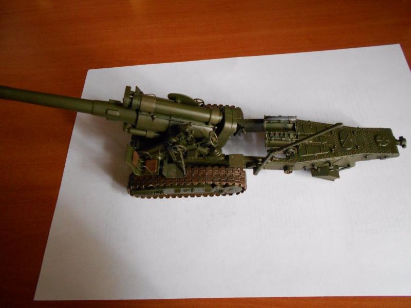 Советская 203-мм гаубица Б-4 1/35 (Alan №3522) - Страница 2 3f4ee384e316