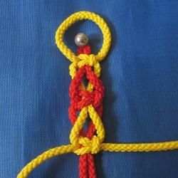 Ажурная плетёная тесьма 3696cf678bee
