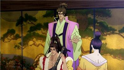 Праведные ветра! Канецугу и Кейджи / Gifuu Doudou!! Kanetsugu to Keiji / 義風堂々!! 兼続と慶次 (2013 г., 26 серий) Eefcf0701ee9t