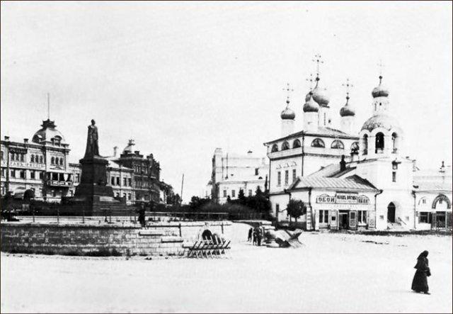 Старый-новый Нижний Новгород. 15b43e29c8ac