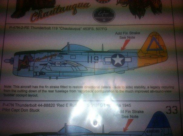 P-47 Тандерболт 1/72 - Страница 2 E12aa8b618cf