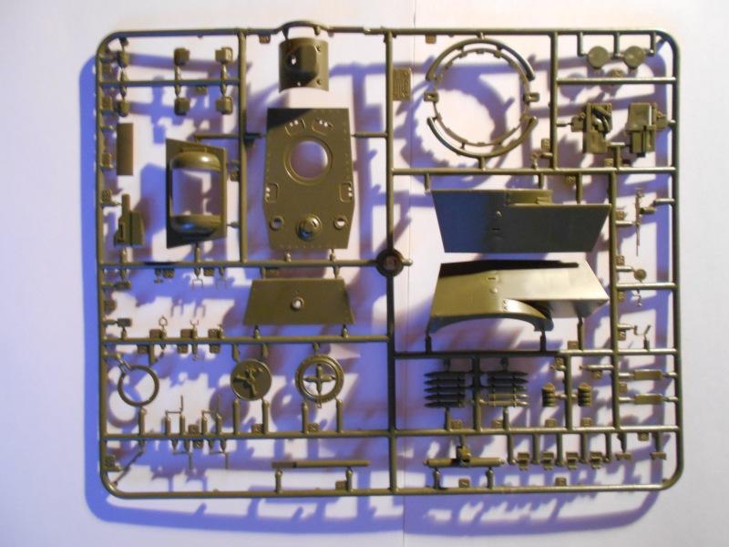 Обзор КВ-1 Звезда №3539 и Арк-модел №35033 35aca4d86be0