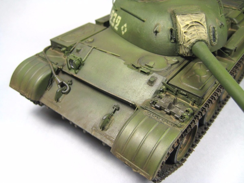 Т-54 образца 1951 г.  2dd6266b03df