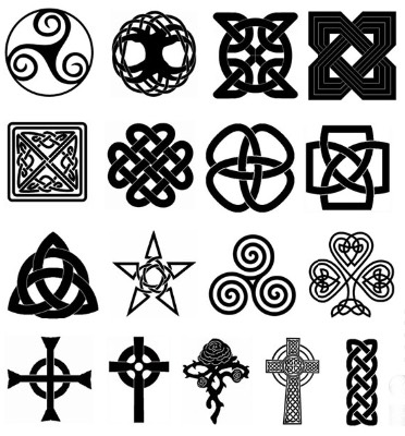 Символ: кельтские узлы Cf3b9eef978a