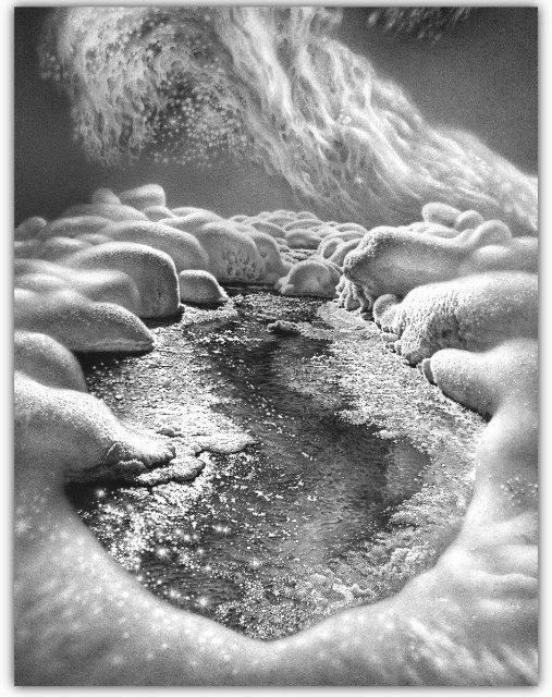 Снег, согревающий душу (Доленджашвили Г.) Dcbc655804c3
