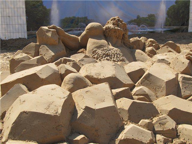 """Международный фестиваль песчаной скульптуры «Знаменитые фонтаны мира"""" 8f2dc8d9e806"""