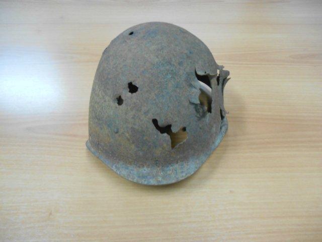 Шлем стальной обр. 1940 г. (СШ-40) 2e32fce5ebdf