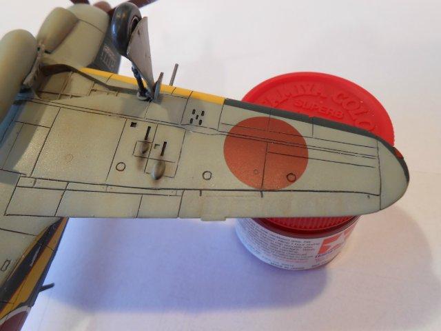 Mitsubishi J2M3 Raiden 1/72 Hasegawa - Страница 3 3121dcfdf793