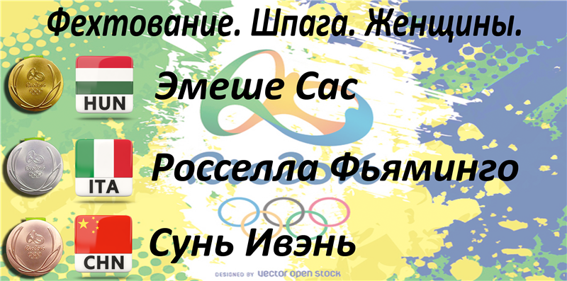 ХХХІ Летние Олимпийские Игры - 2016 30bfdd31e956