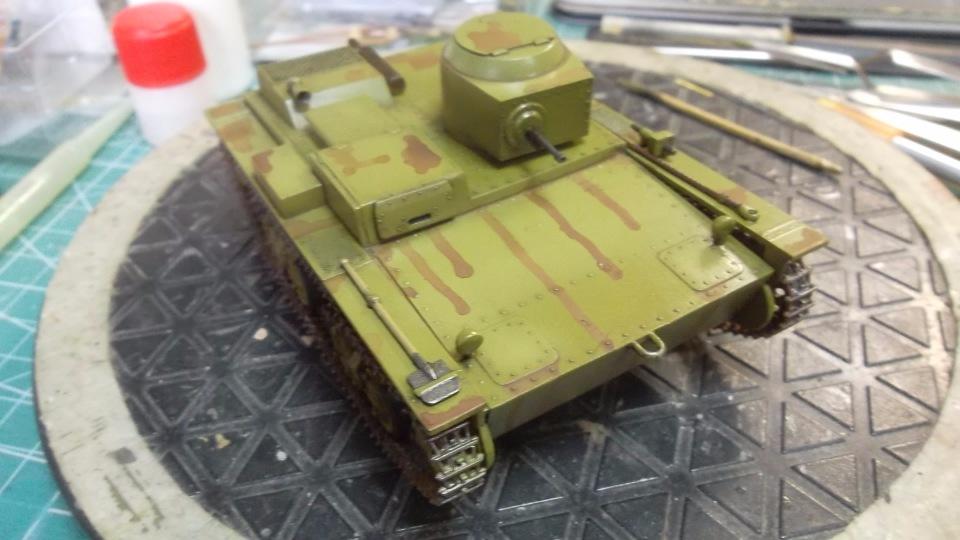 Т-38 малый плавающий танк, 1/35, (Восточный экспресс 35002 / MSD 3522 / AER Moldova). 70750a06b8e9
