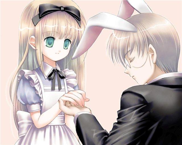 Арты на тему: 'Alice in Wonderland' F78499d0a38b