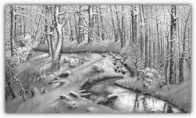 Снег, согревающий душу (Доленджашвили Г.) 83093084101e