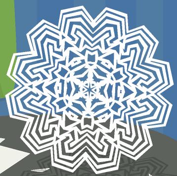 Зимнее рукоделие - вырезаем снежинки! - Страница 9 A476aad18199