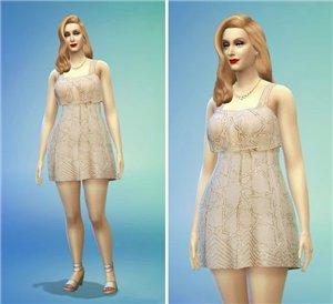 Повседневная одежда (платья, туники) 1c58734c2a3c