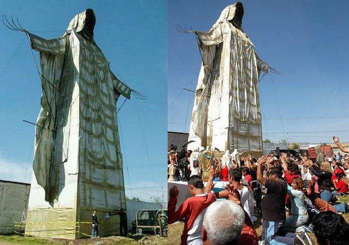 Santa Muerte. Святая Смерть 0c199f031034