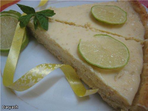 Лимонный тарт, нежная начинка с лимонным вкусом A898916c749f