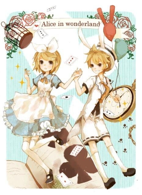 Арты на тему: 'Alice in Wonderland' 7a7058f02d9c