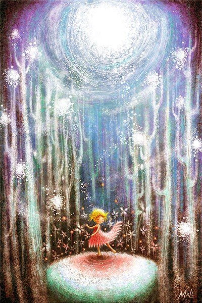 Рисунки детства от May Ann Licudine 44821459df3e