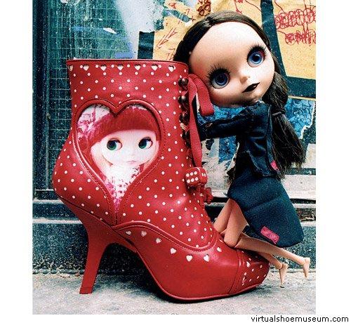 Креативная обувь A5410050b135
