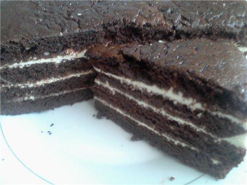 """Торт """"Шоколад на кипятке"""" - Страница 2 A406f2746303"""