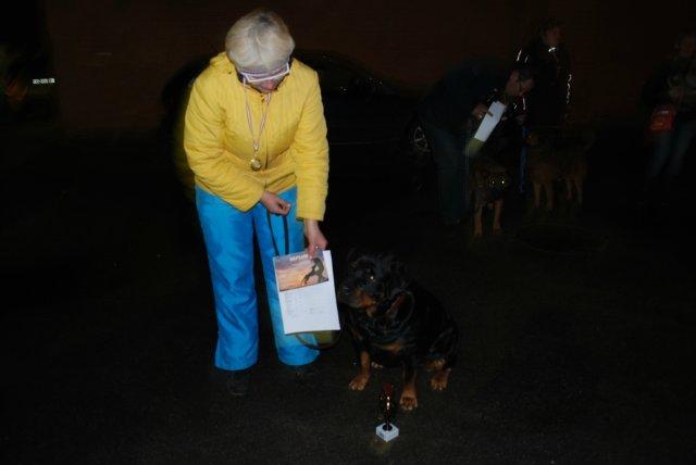Ночные испытания собак в Латвии 726f848cc1eb