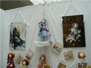 Время кукол № 6 Международная выставка авторских кукол и мишек Тедди в Санкт-Петербурге - Страница 2 297e753da436t