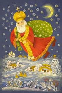 День святого Миколая - дитяче свято 5a36b6233ee5